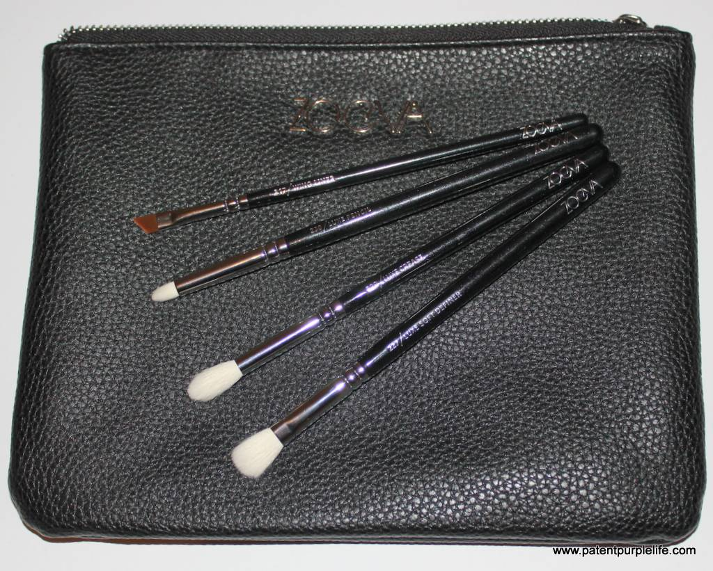 Zoeva Classic Brush Set Eye Brushes