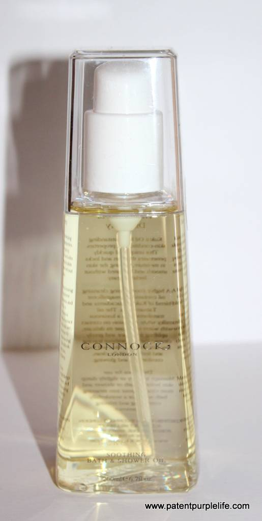 Connock London Soothing Bath and Shower Oil