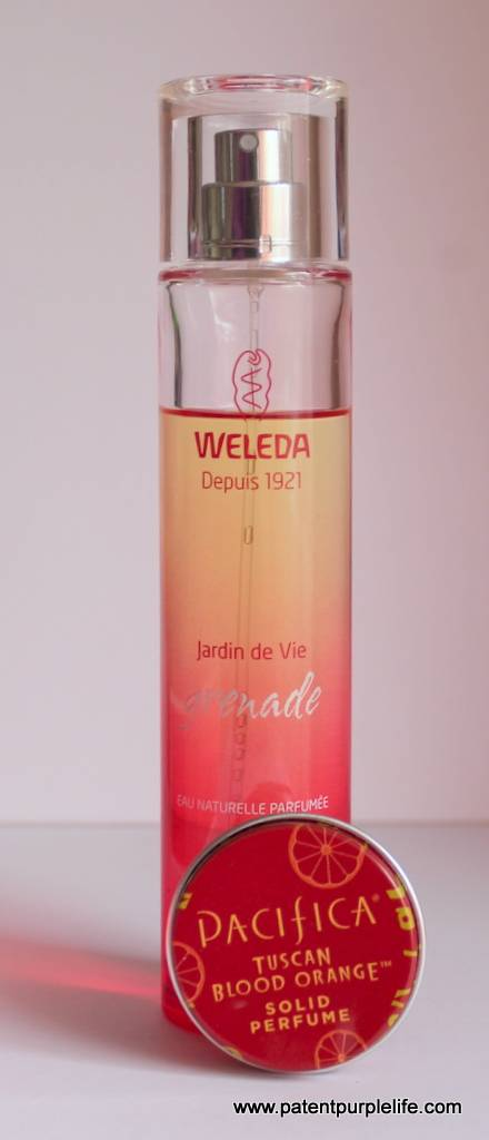 acifica and Weleda Fragrance