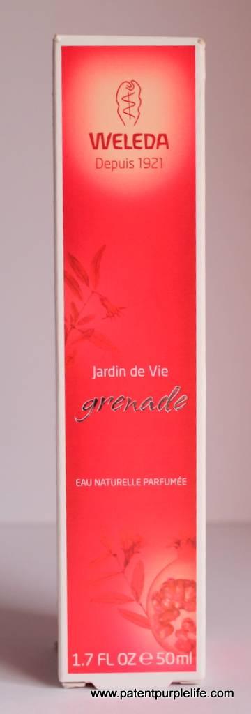Weleda Grenade Fragrance