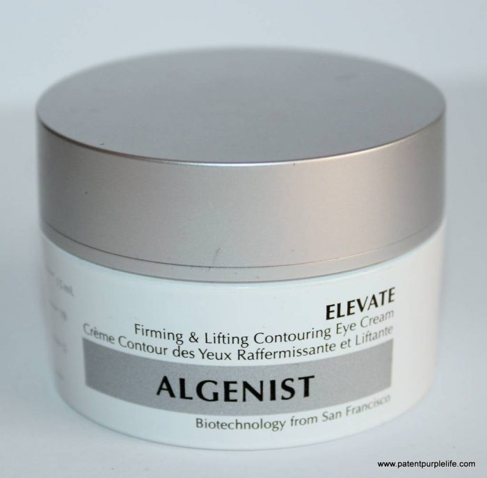 Algenist Elevate Eye Cream