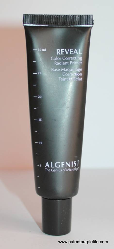 Algenist Reveal makeup CC Primer