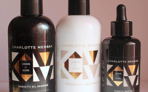 Charlotte Mensah Manketti Oil