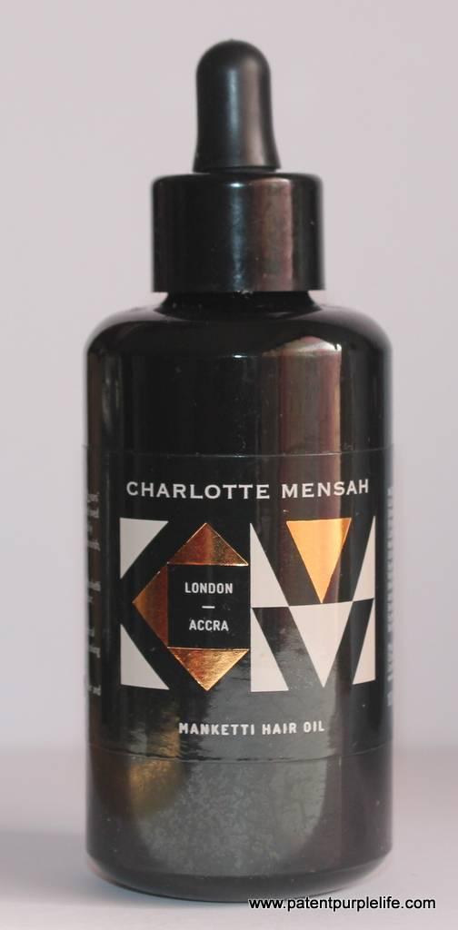 Charlotte Mensah Manketti Oil Serum