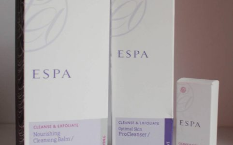 Cleanse and Exfoliate with ESPA