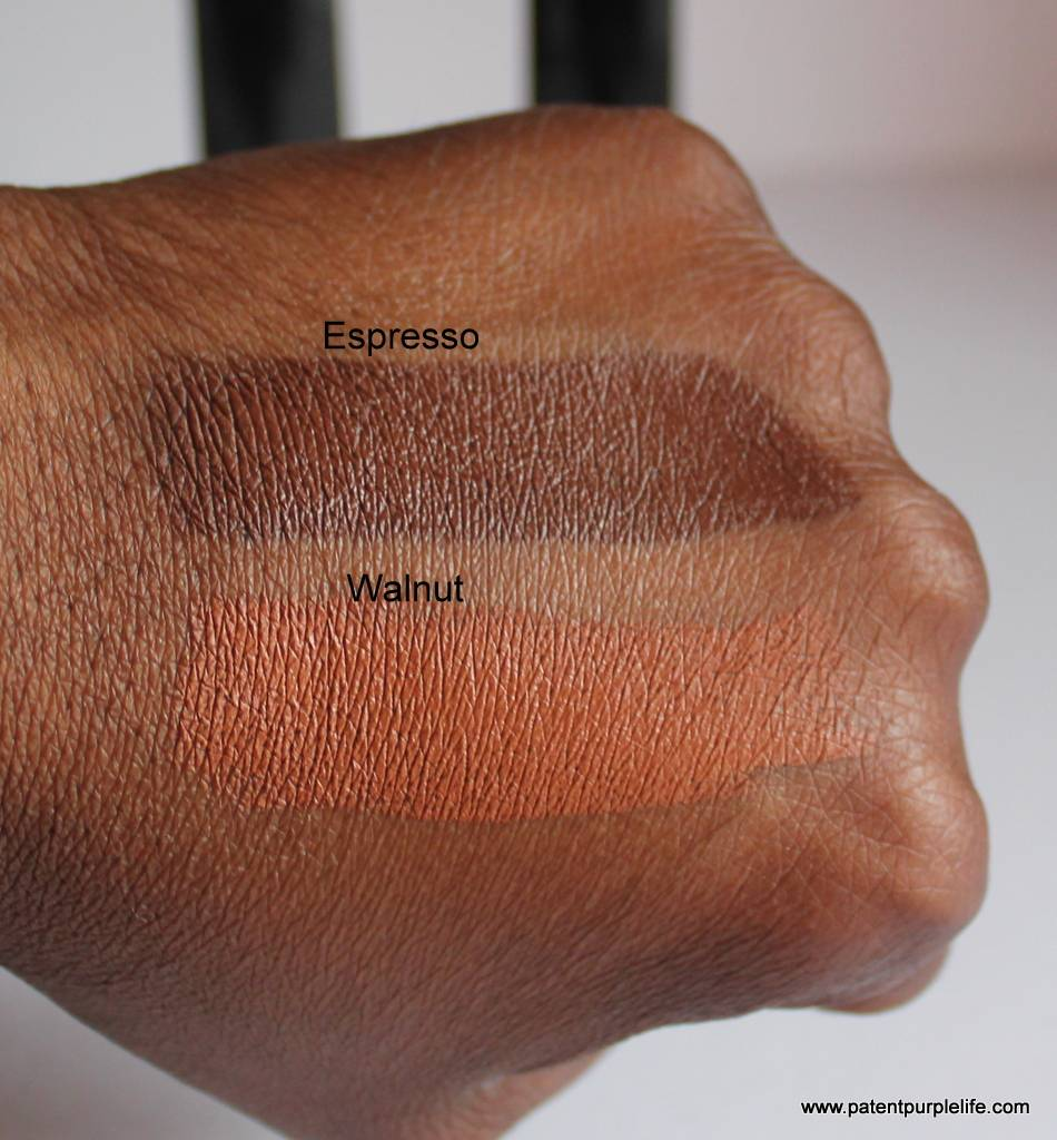 Hourglass Vanish Foundation WoC Swatches