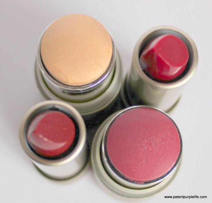 Ilia Lip Conditioners, Illuminator and Multi Use Stick