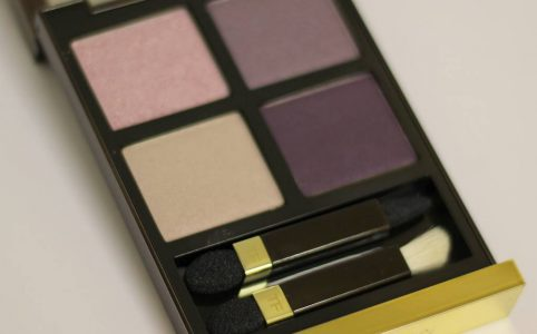 Tom Ford Lavender Lust Palette Review and Swatches Dark Skin