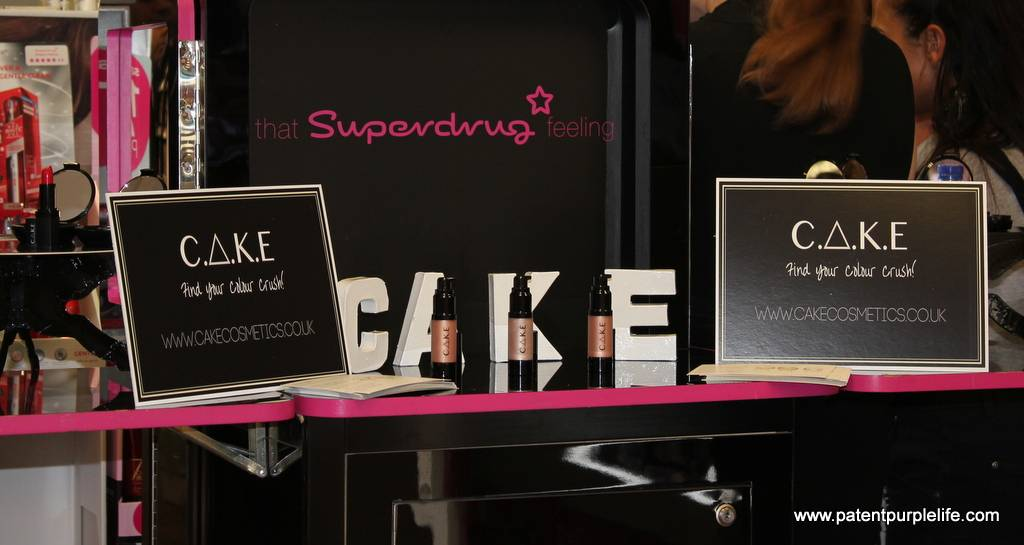Superdrug #ShadesofBeauty Launch