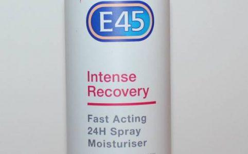 E45 Instant Recovery Spray