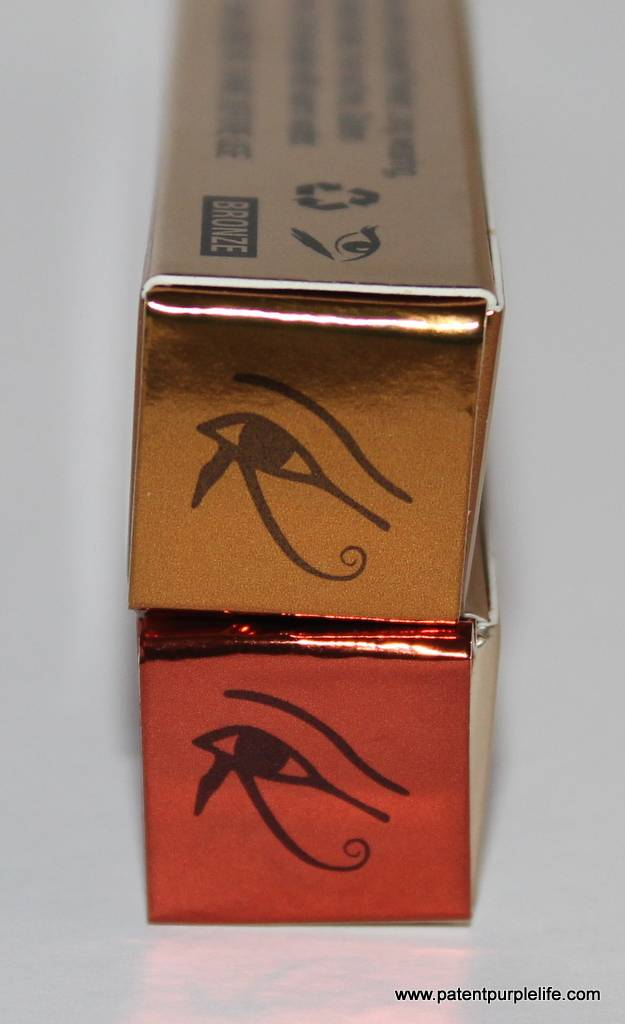 Eye of Horus Imperial Bronze and Copper Sphinx