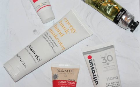 The hand cream Edit featuring the Body Shop, Sante, Organic Pharmacy, This Works and Ultrasun