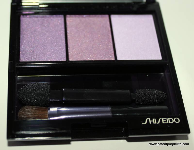 Shiseido Luminizing Satin Eyecolor Trio
