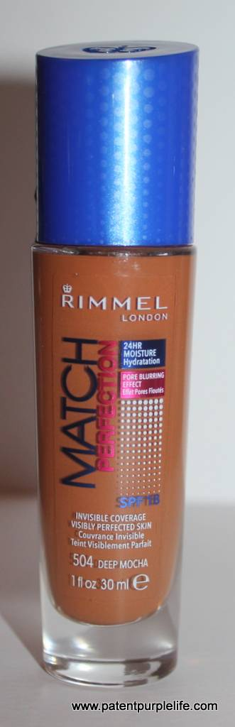 Rimmel Perfect Match