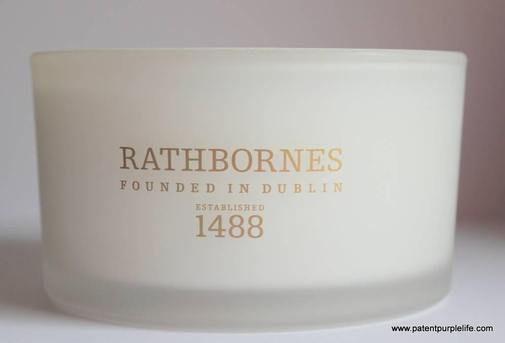 Rathborne Candle