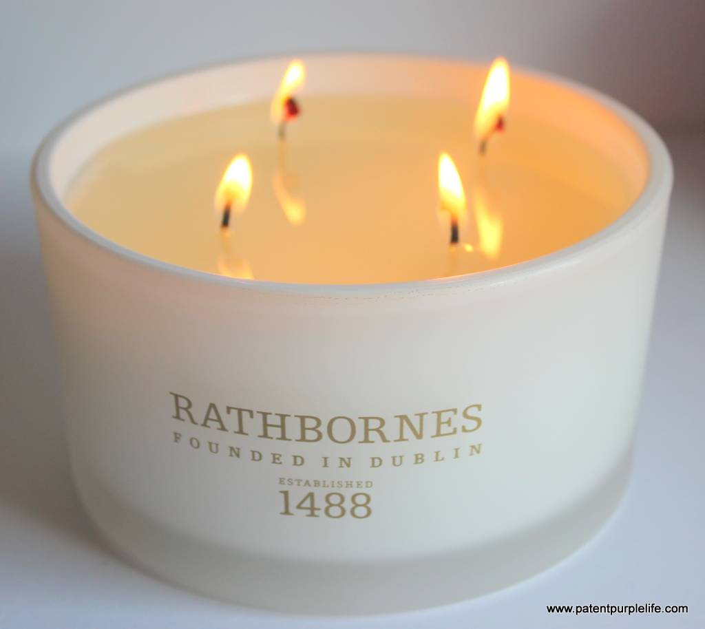 Rathbornes Candle