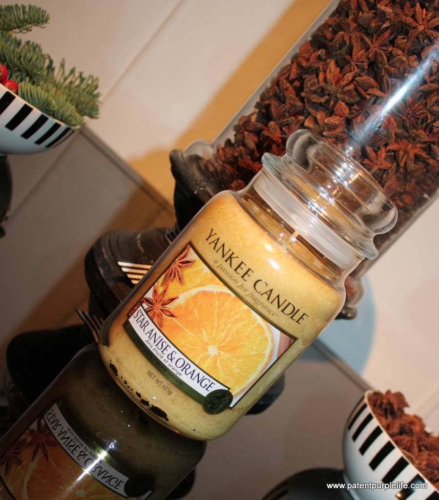 Yankee Candles Star Anise