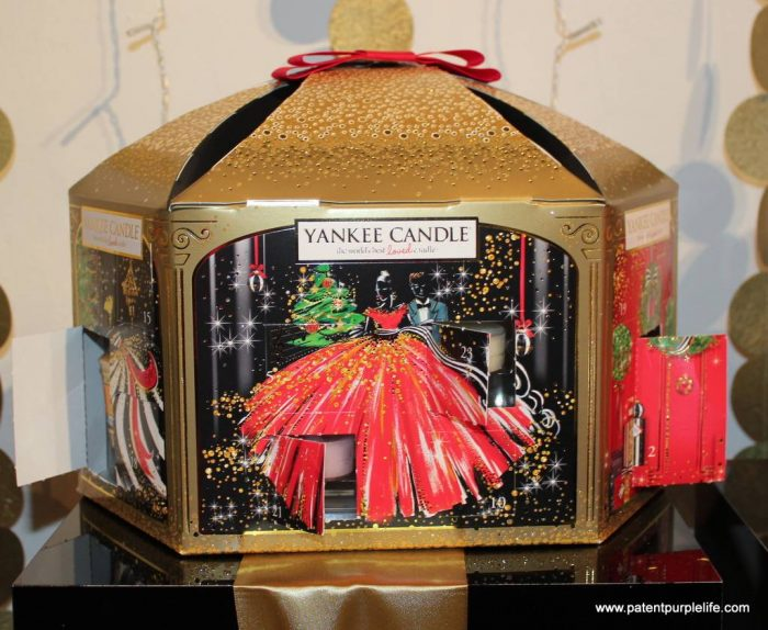 Yankee Candle Party Pavillion Advent Calender
