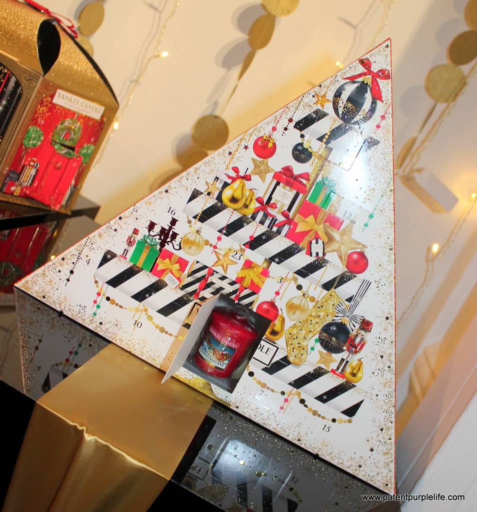 Yankee Candle Advent Calender