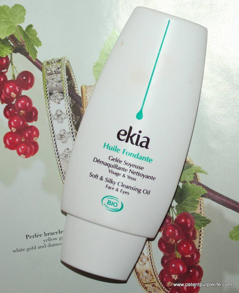 ekia cleansing oil