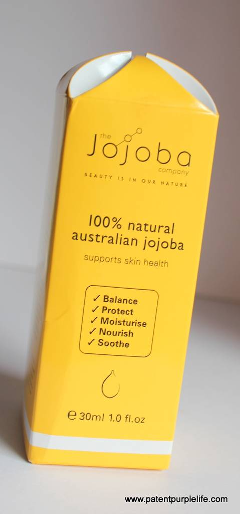 The Jojoba Company jojoba Oil