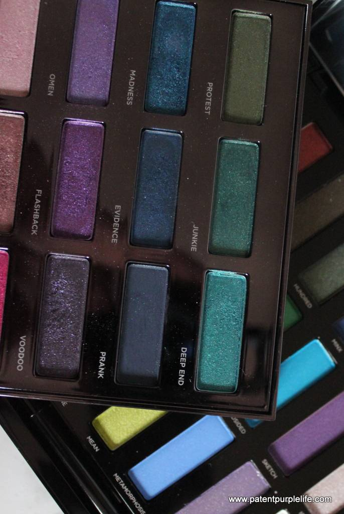 Urban Decay Spectrum and Full Spectrum Palettes