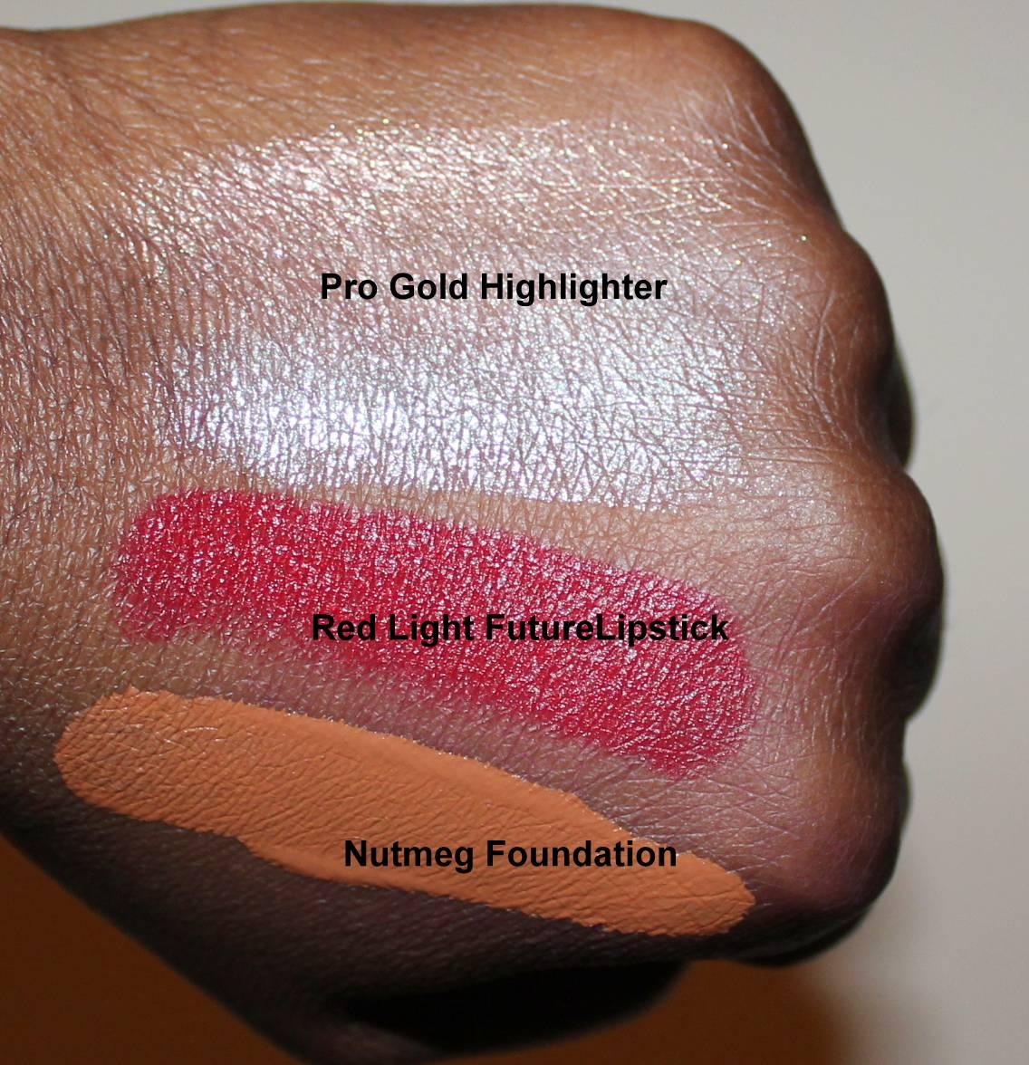 Beautypie Swatches Dark Skin