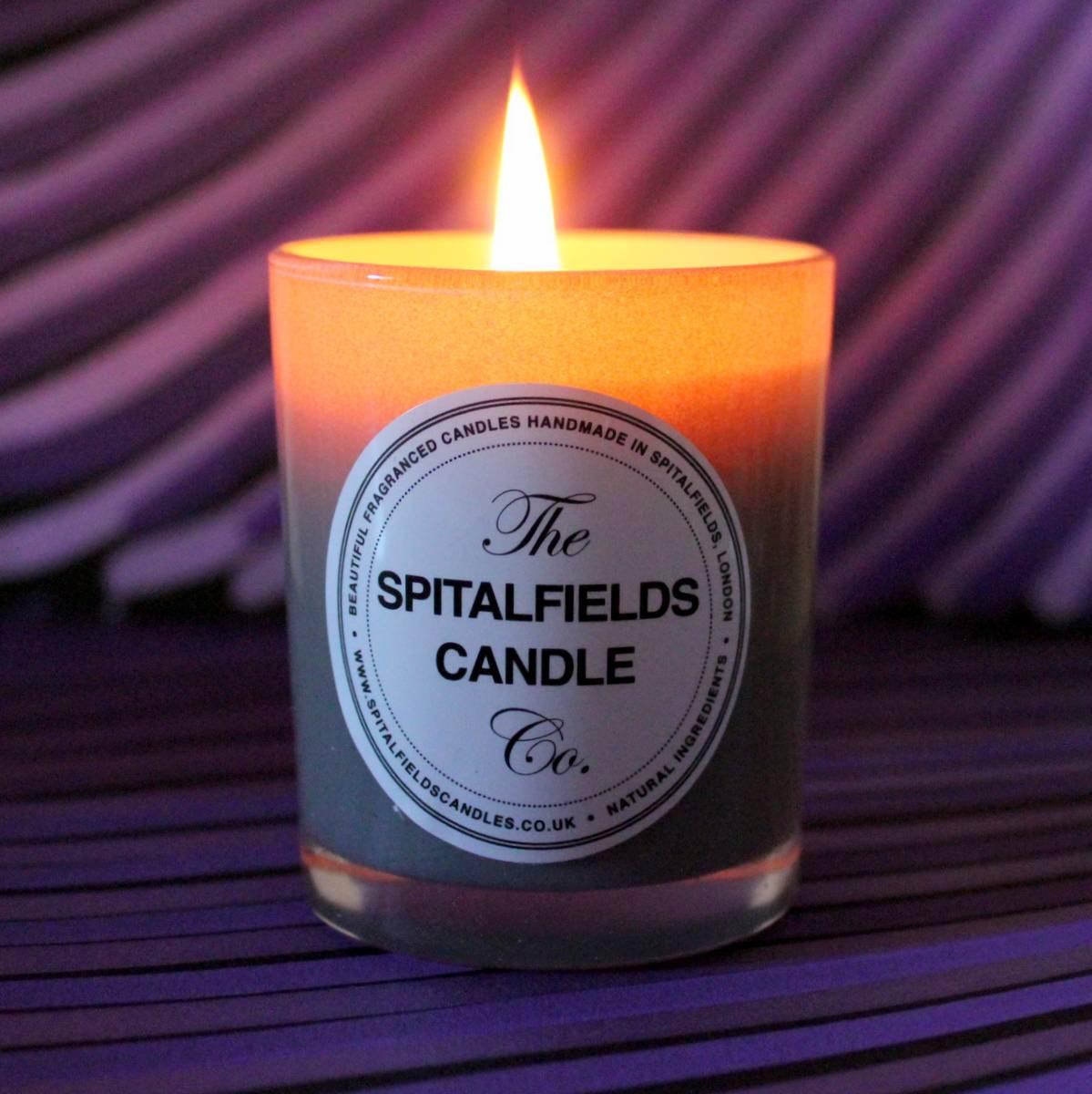 The Spitalfields Candle Company Orange and Clove
