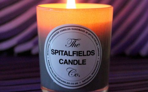 The Spitalfields Candle Company Orange and Clove