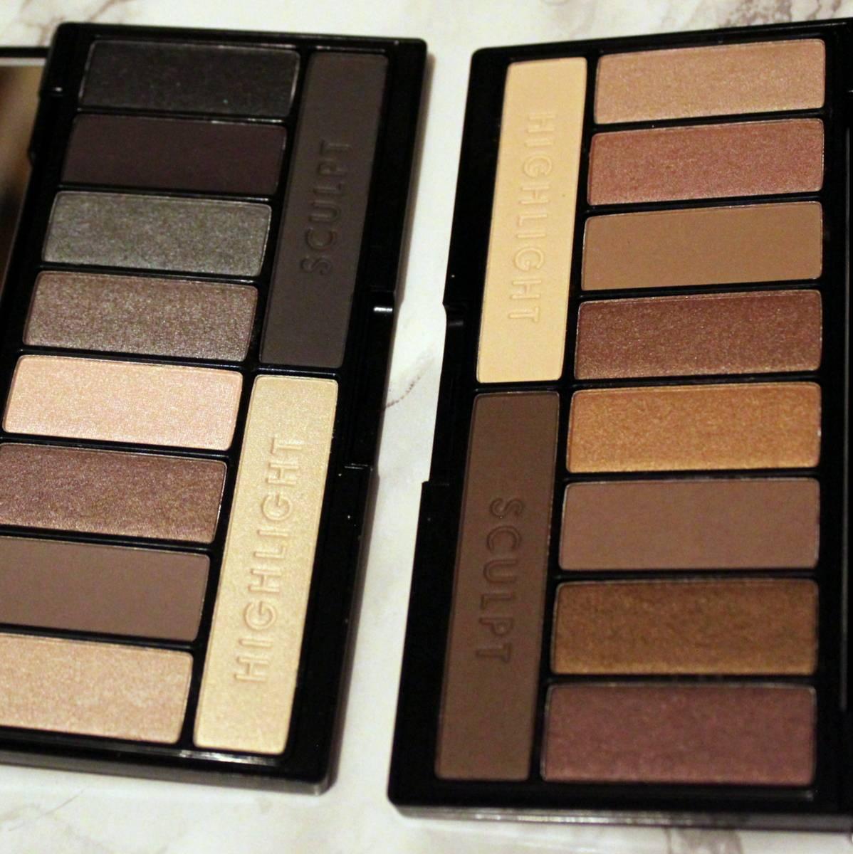 Beautypie Eyeshadow Palettes