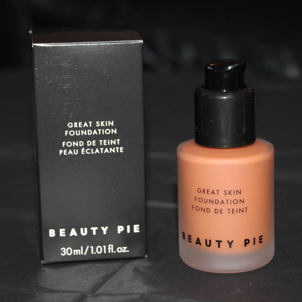 Beautypie Everyday Great Skin Foundation Nutmeg