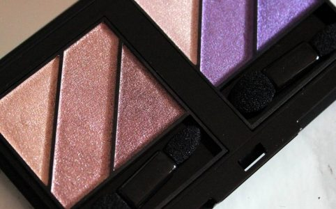 Elizabeth Arden Eyes Wide Shut Touch of Lavender and Forever Plum Palettes