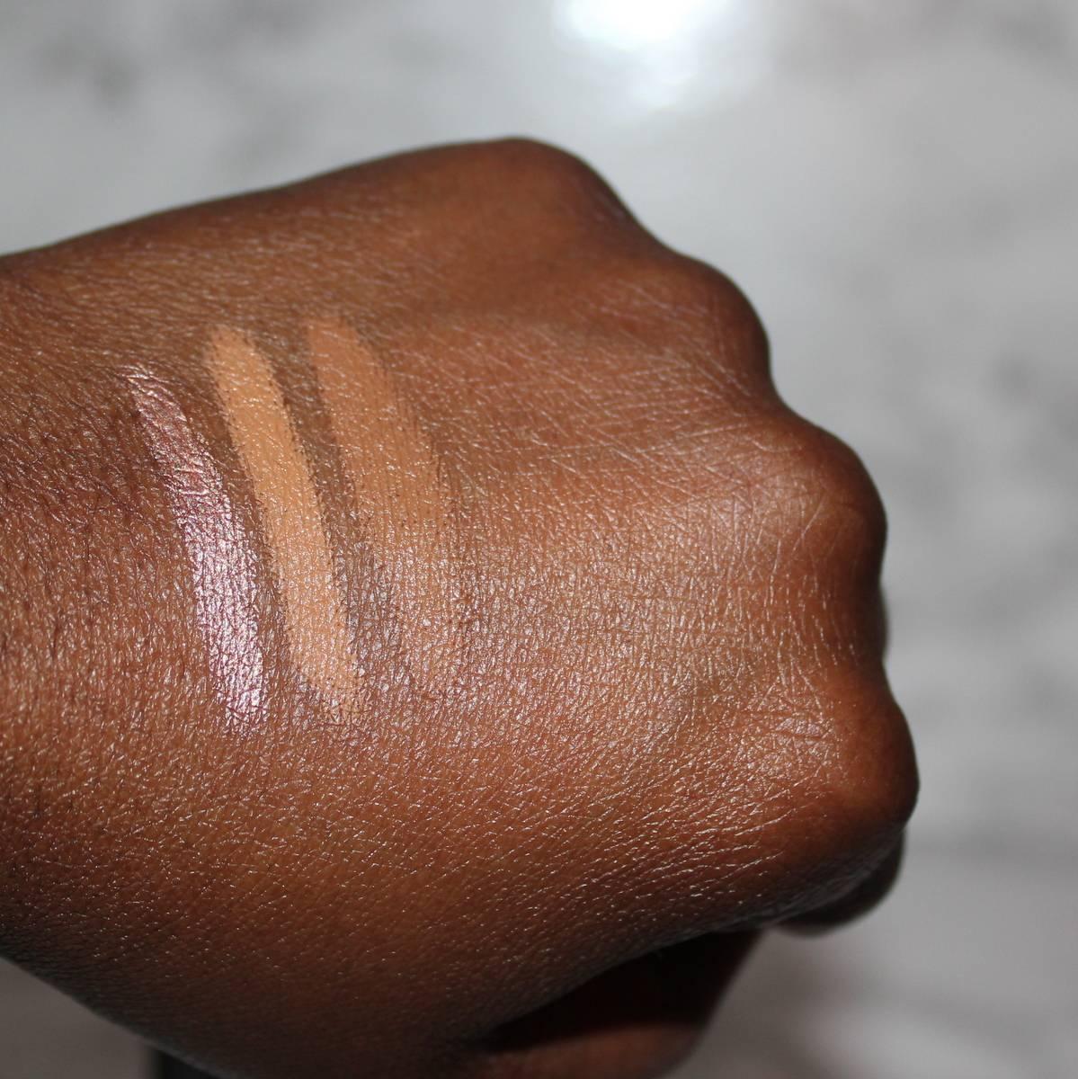 GOSH SS17 CCC Swatches Dark Skin