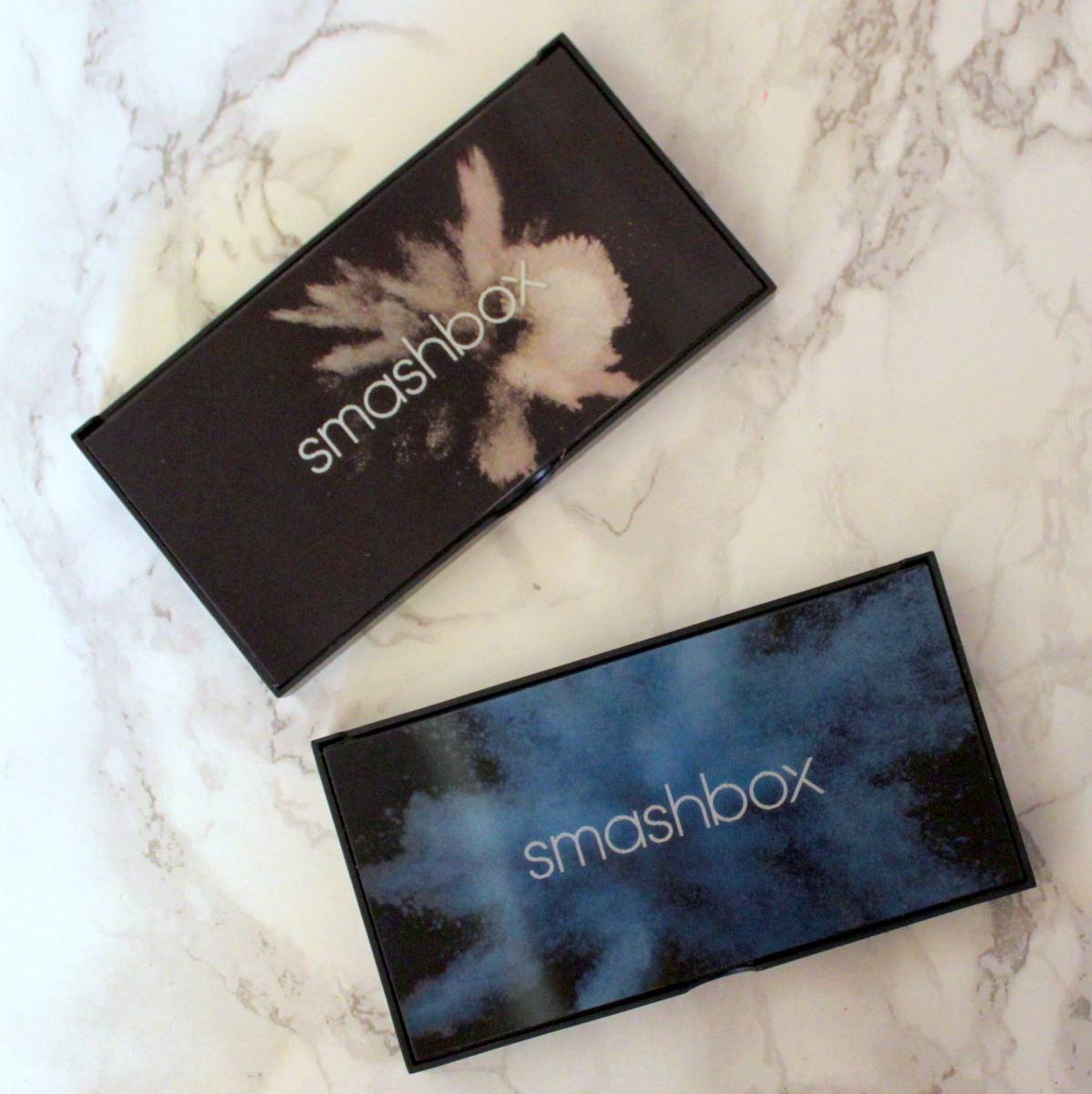 Smashbox Covershot Bold and Smoky Palettes