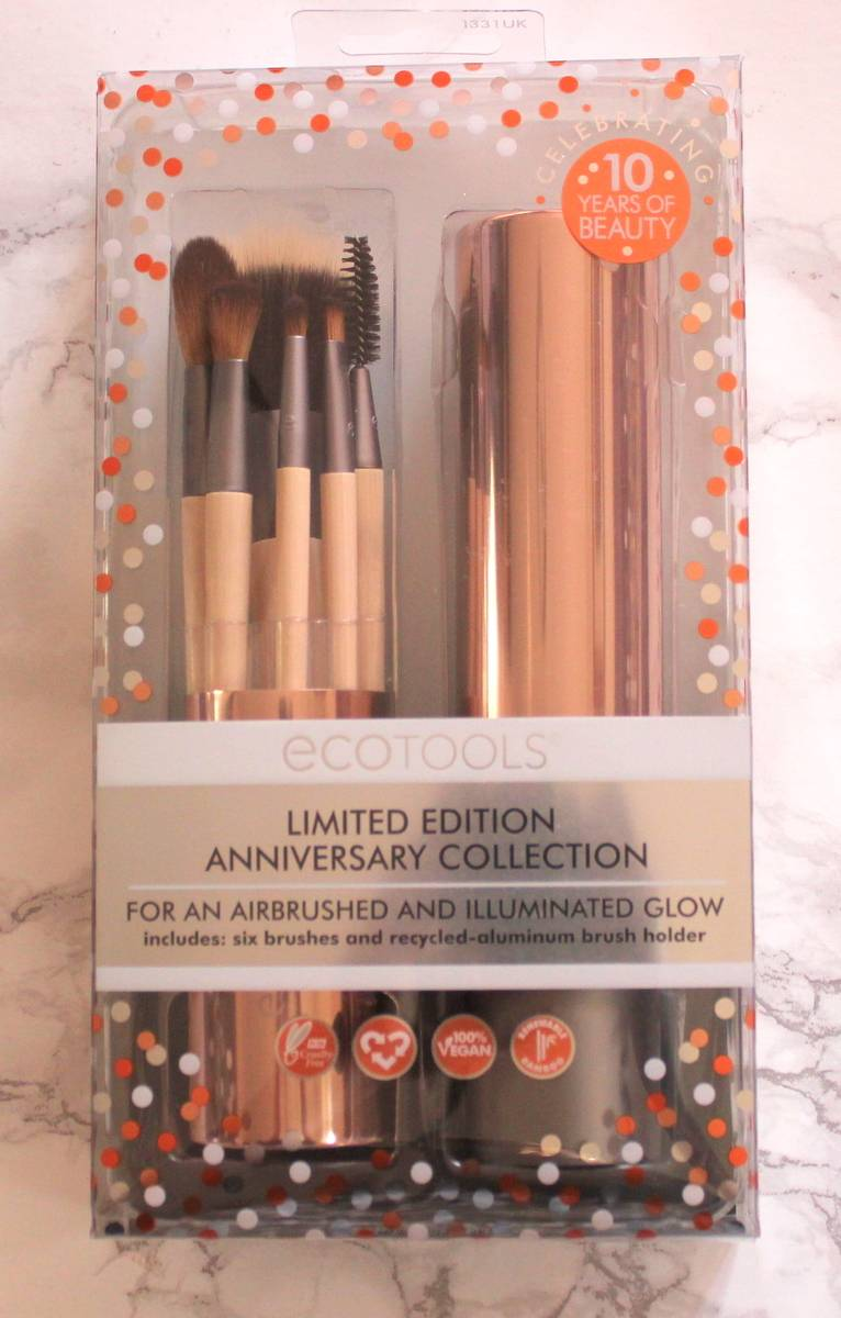 EcoTools Limited Edition 10th Anniversary Collection