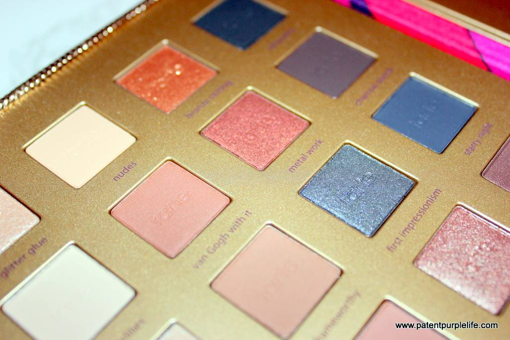Tarte CosmTarte Cosmetics Pretty Paintbox Collectors Makeup Caseetics Pretty Paintbox Collectors Makeup Case