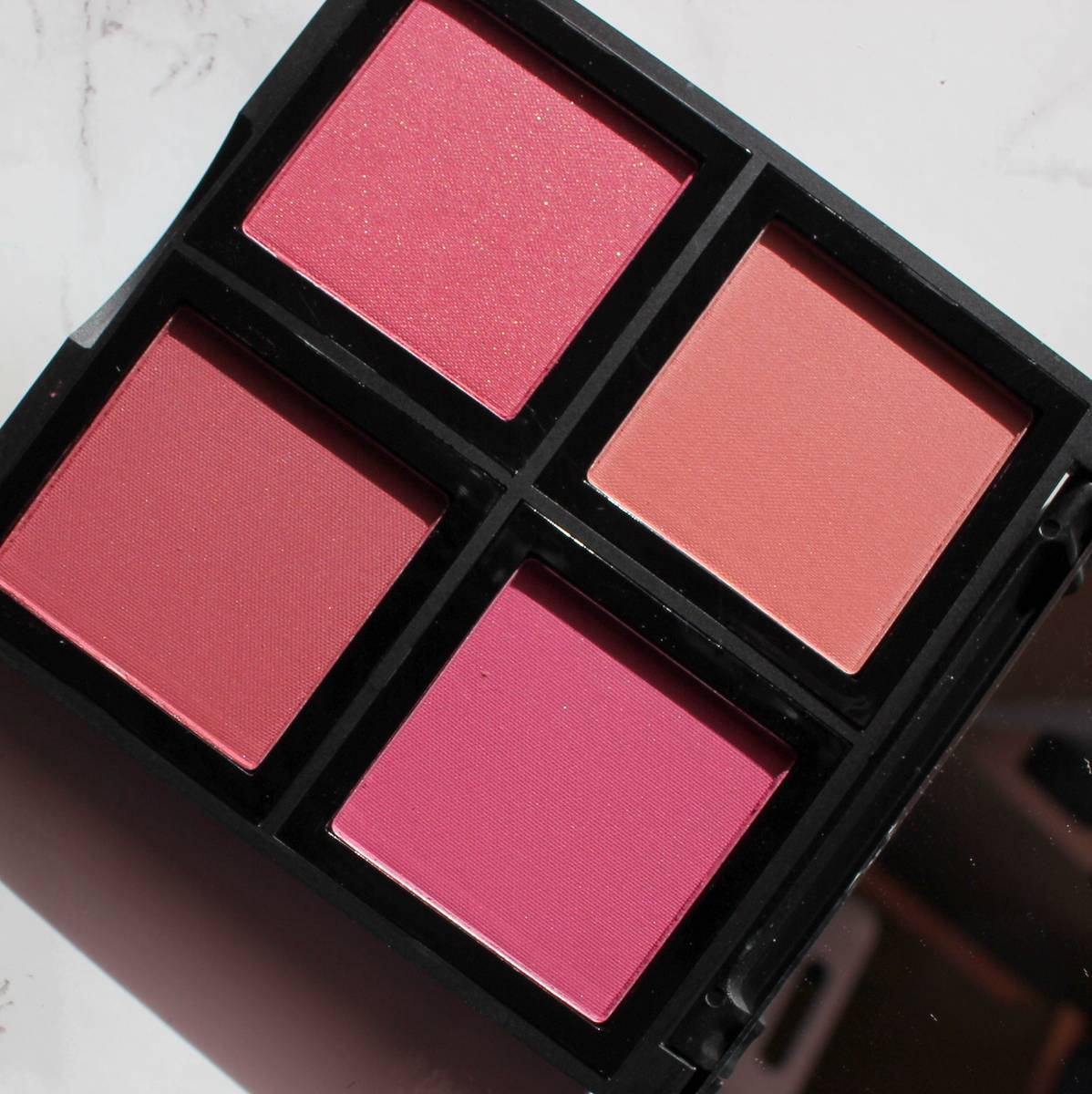 e.l.f cosmetics blush palette (dark)