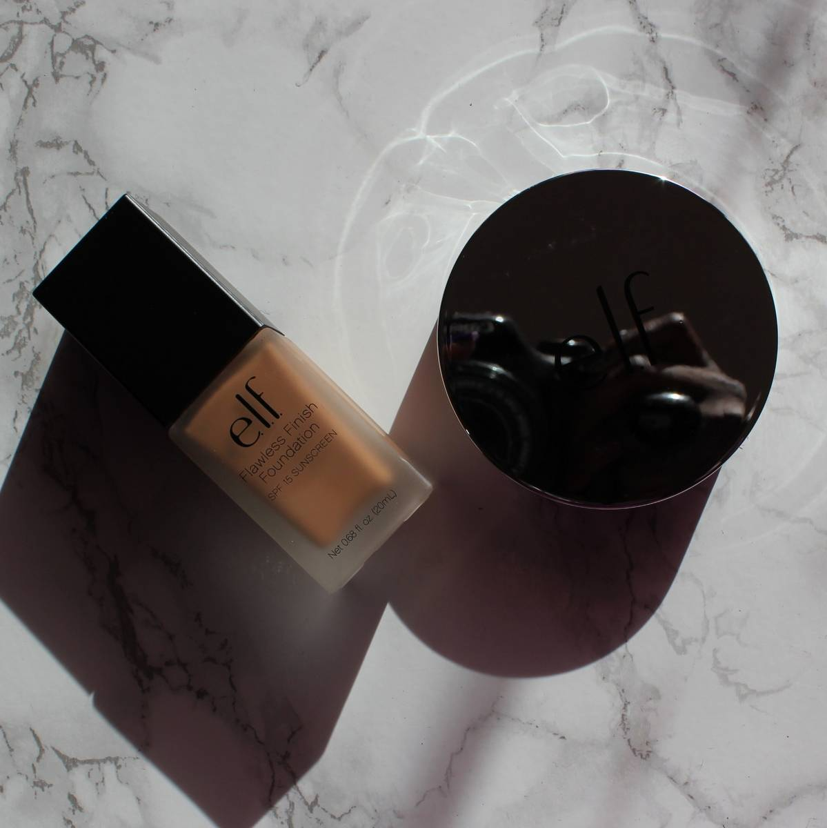 e.l.f cosmetics flawless finish foundation