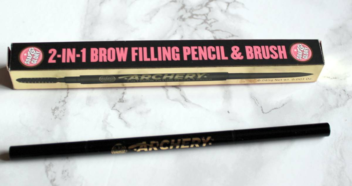 Soap and Glory Archery 2 in 1 brow filling pencil and brush
