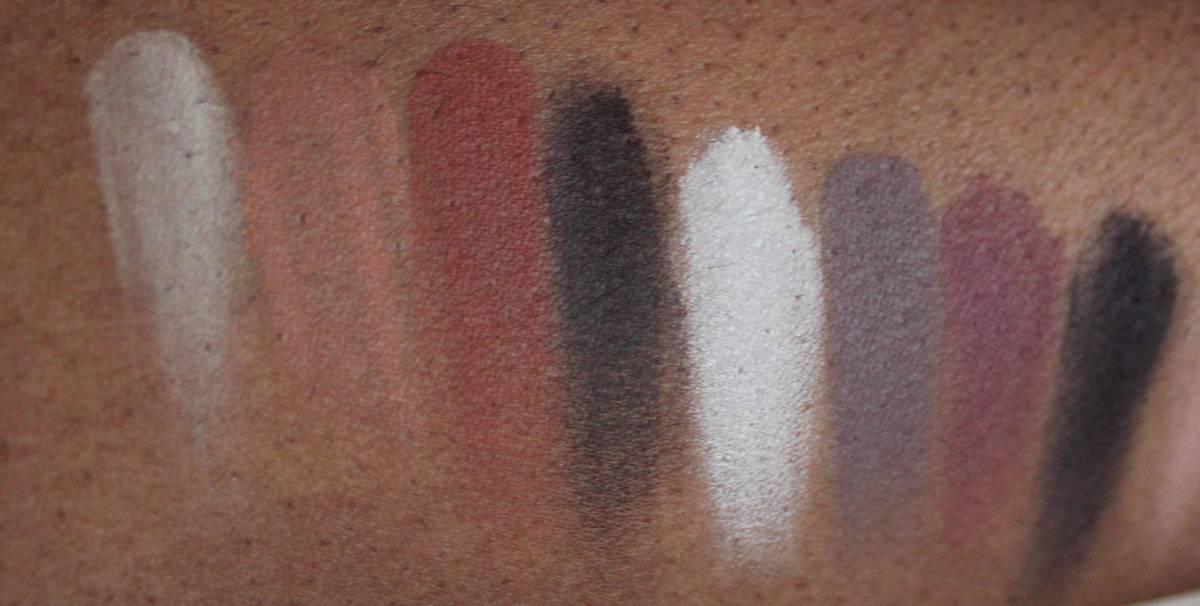 Tarte Haul - Tarteist Pro Swatches Dark Skin