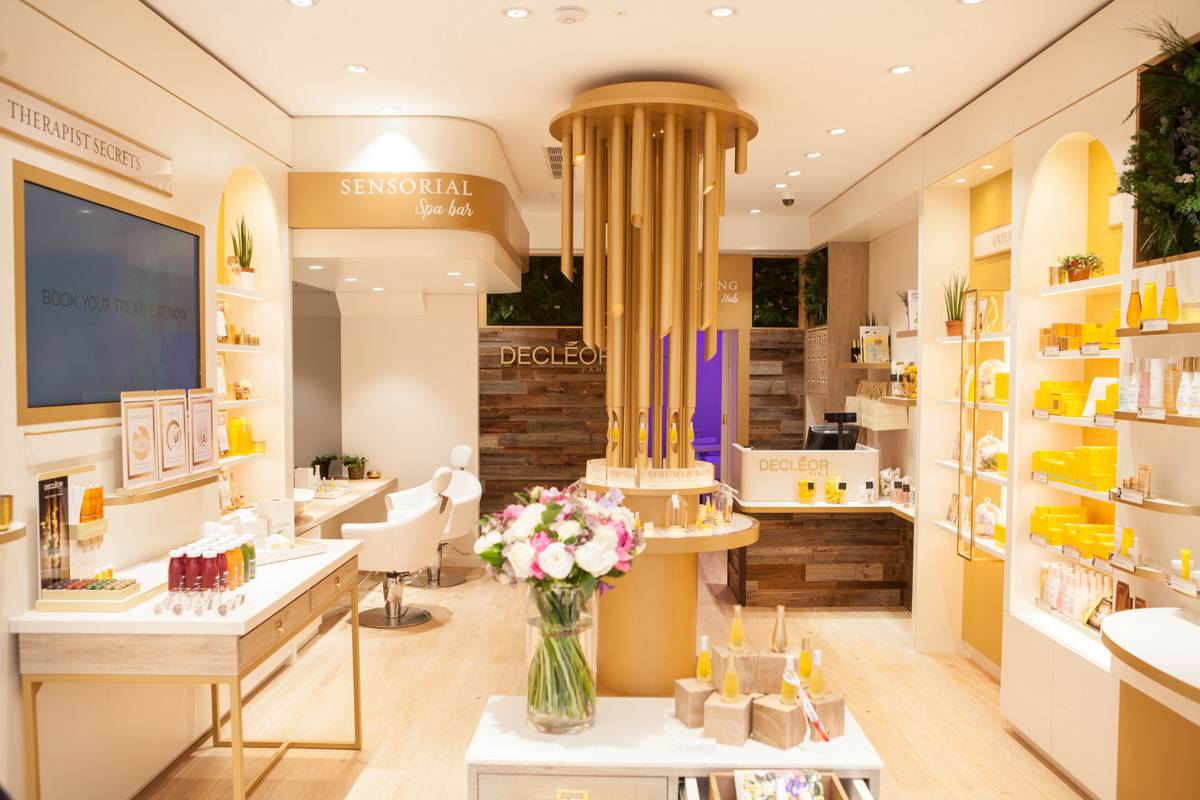 DECLEOR WESTBOURNE GROVE STORE