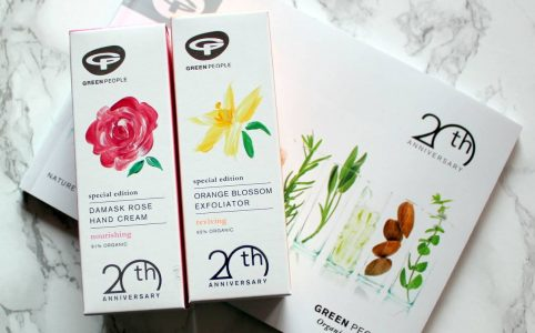 Green People 20th Anniversary Limited Edition Ranges