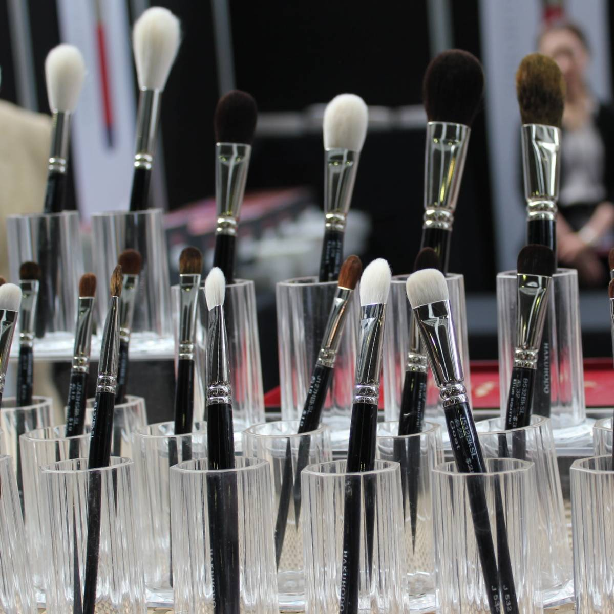 IMATS 2017 Hakuhodo Brushes