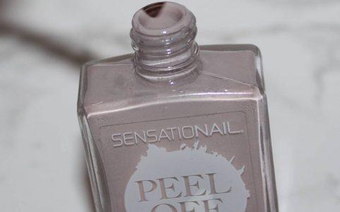 Sensationail Peel off varnish