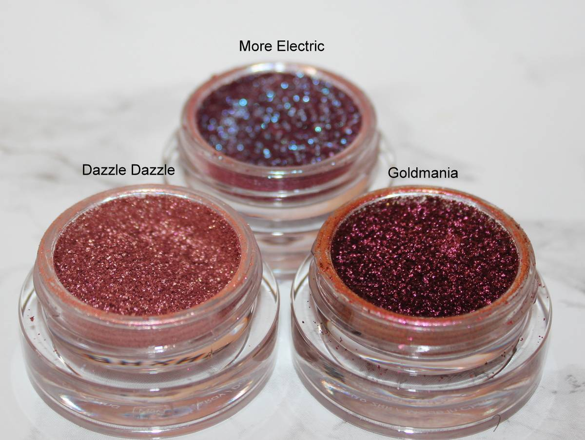 Glo & Ray Eye Pigments