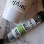 Optiat Coffee Scrub and Hemp Exfoliator