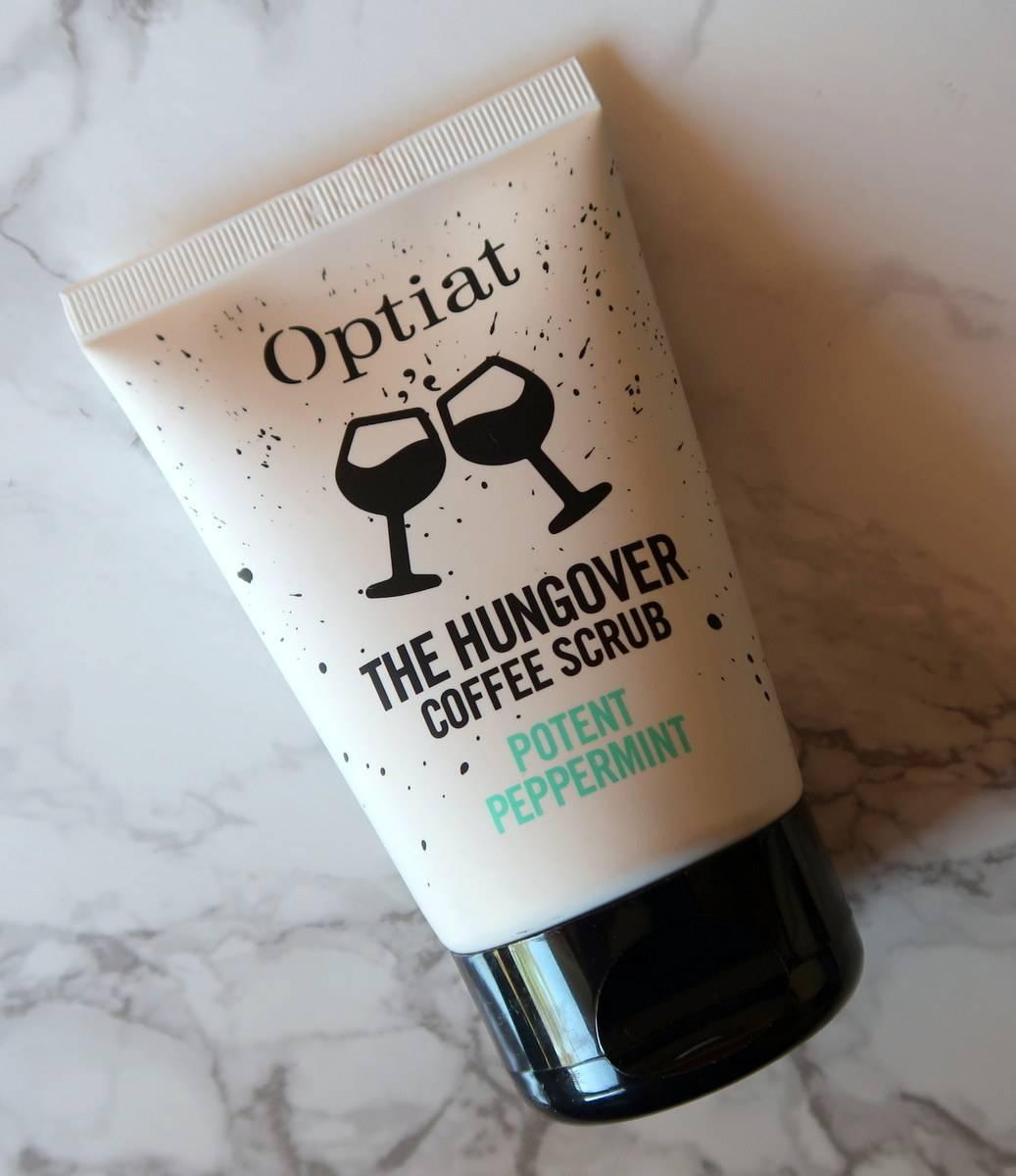 Optiat Coffee Scrub