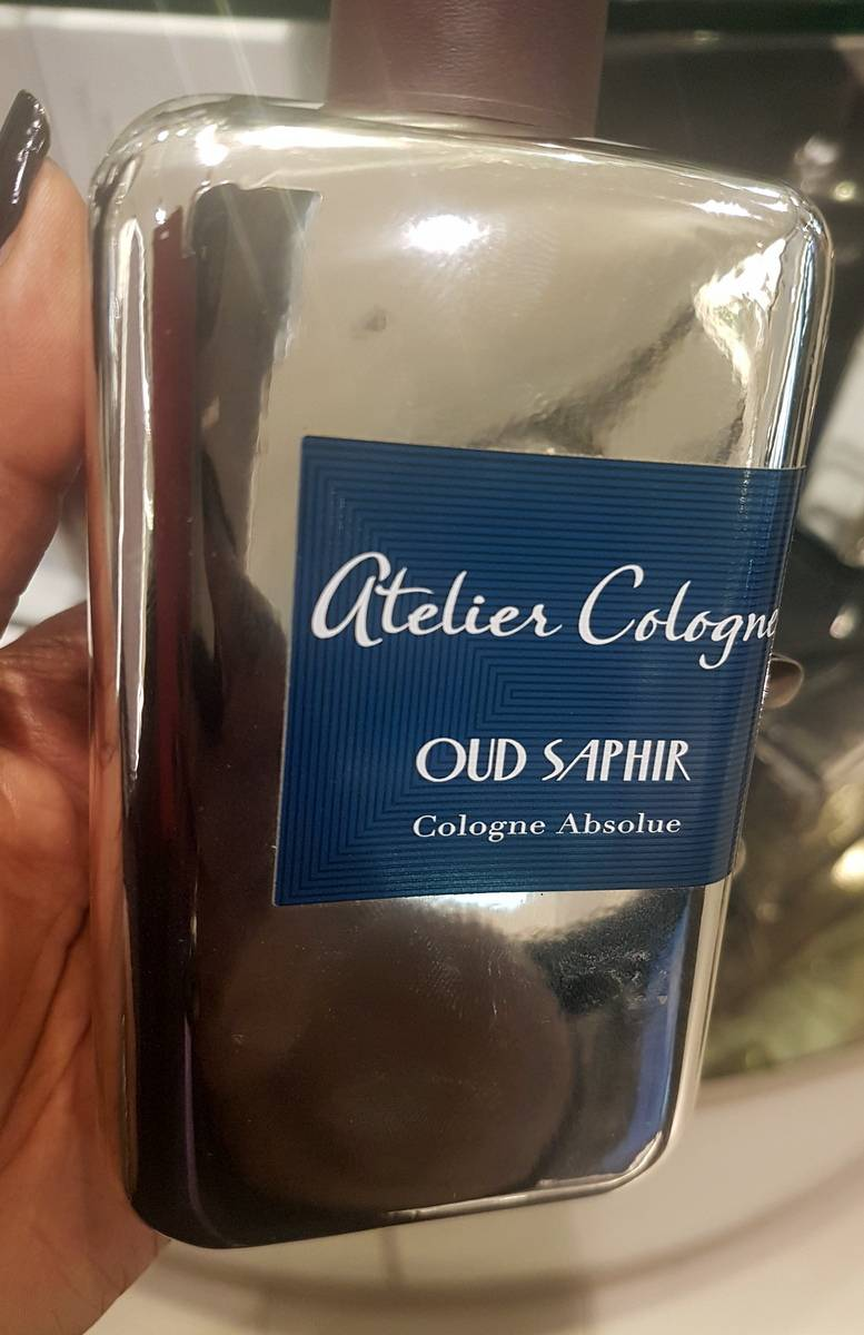 My Journey to Oud - Atelier Cologne Oud Saphir