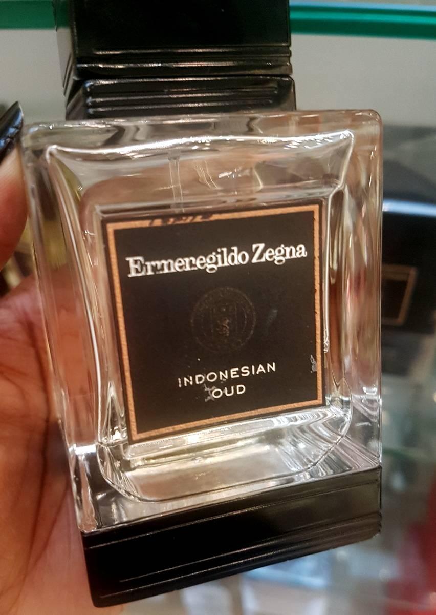 My Journey to Oud - Ermengeildo Zegna Indonesian Oud