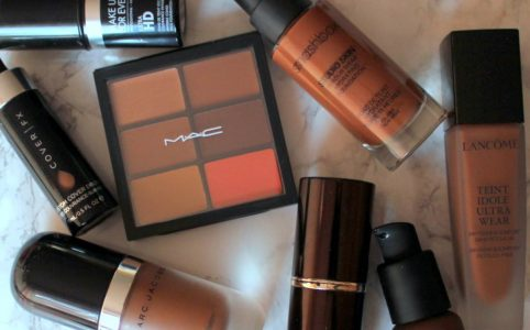 40 or more foundation shades